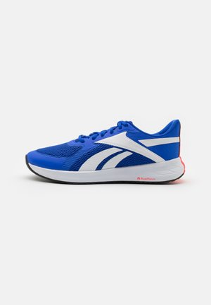 ENERGEN RUN - Obuwie do biegania treningowe - court blue/footwear white/orange flare