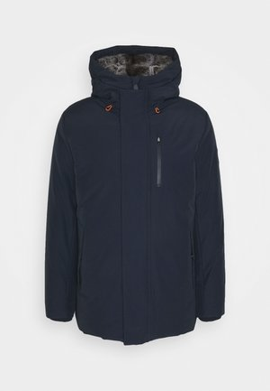 COPY - Winter jacket - blue/black