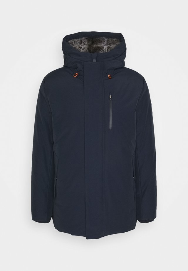 COPY - Winter jacket - blue/black