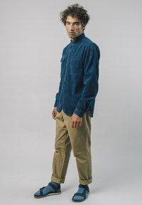 Brava Fabrics - LUMBERJACK ESSENTIAL - Shirt - blue - 1