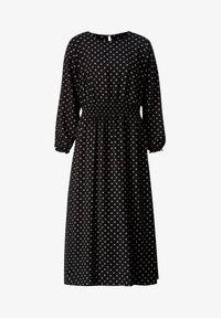 Sara Lindholm - Maxi dress - schwarz/sand - 1