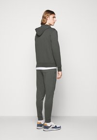 Polo Ralph Lauren - DOUBLE-KNIT FULL-ZIP HOODIE - Tröja med dragkedja - charcoal grey - 2
