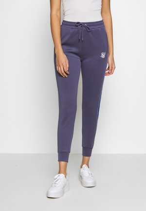 FADE RUNNER TRACK PANTS - Tracksuit bottoms - night shadow