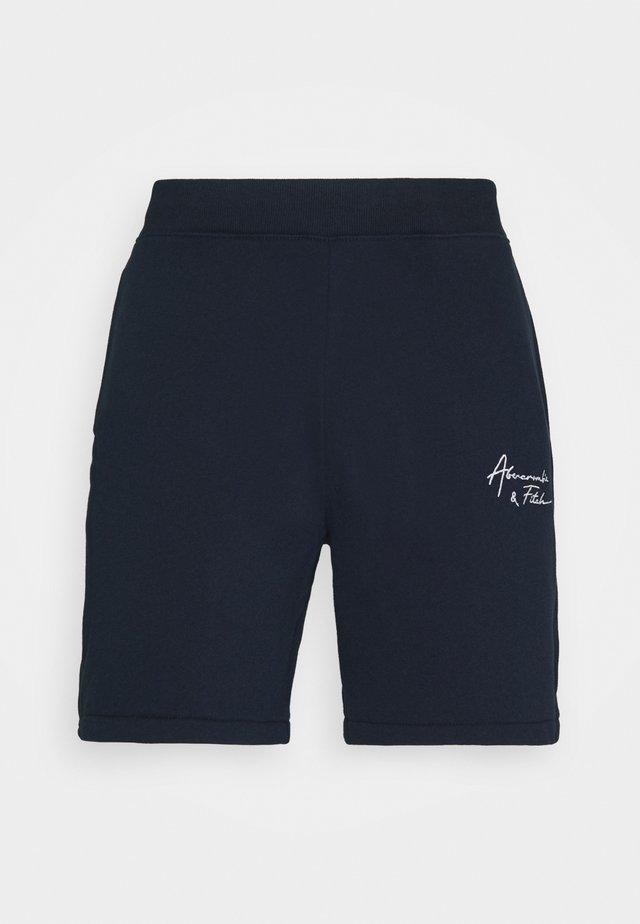 HIP HIT LOGO  - Shorts - navy