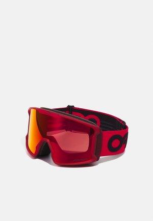 LINE MINER L UNISEX - Skibril - red/white