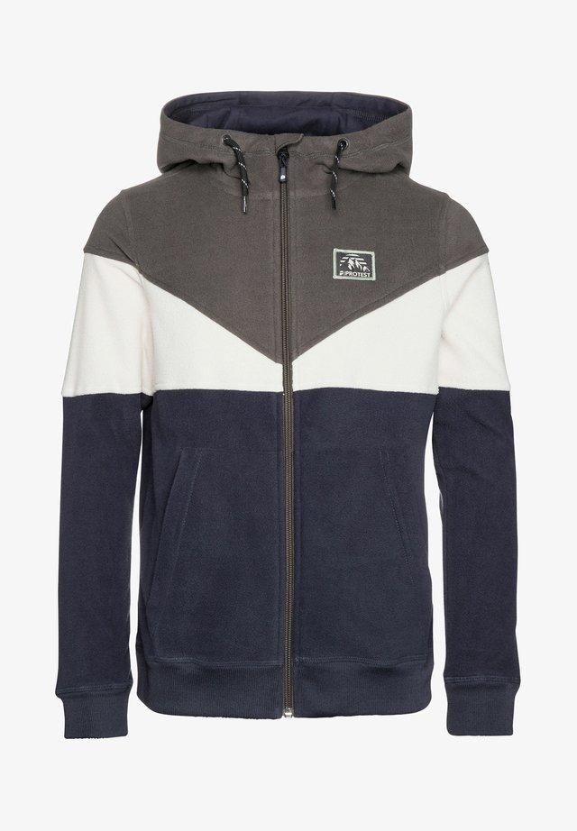 LEX JR - Zip-up hoodie - swamped