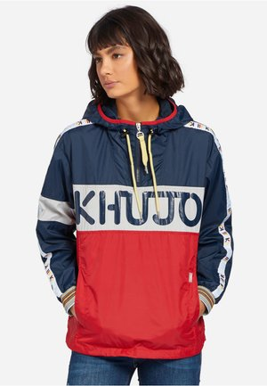 ELIANA - Windbreaker - blue/white/red