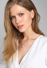 SNÖ of Sweden - LISSY PENDANT NECK  - Necklace - clear/silver-coloured - 1