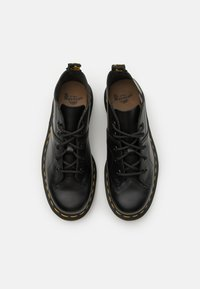 Dr. Martens - CHURCH MONKEY BOOT UNISEX - Lace-up ankle boots - black smooth - 3