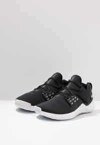 Nike Performance - FREE METCON 2 - Minimalist running shoes - black/white - 2