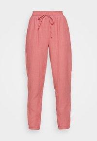 MUSLIN PANT - Pyjama bottoms - pink