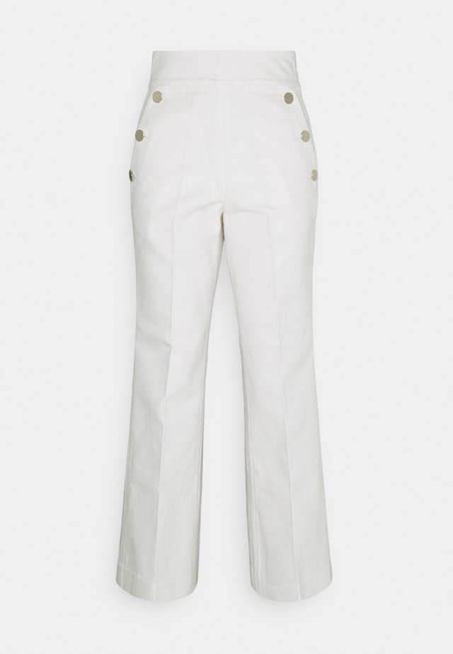SAILOR PANT - Trousers - french cream