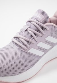 adidas Performance - RUNFALCON - Neutral running shoes - mauve/footwear white/clear pink - 5