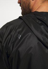 Black Diamond - DISTANCE WIND SHELL - Outdoor jacket - black - 5