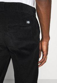 Dickies - FORT POLK - Trousers - black - 4