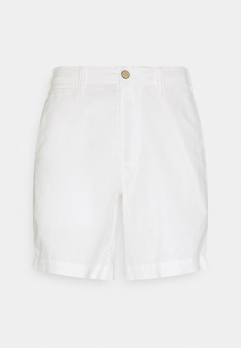 STRAIGHT FIT MARITIME - Shortsit - white