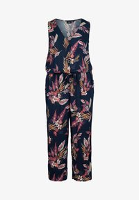 Zizzi - Jumpsuit - indian summer flower - 2