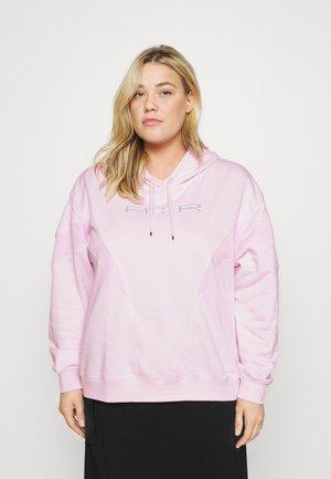 AIR HOODIE PLUS - Sweater - pink foam