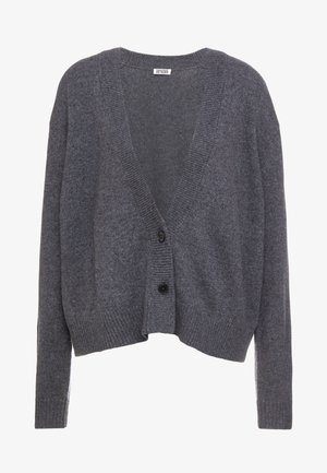 SONTJE - Cardigan - grey