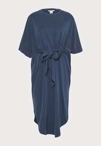 Monki - HESTER DRESS - Jerseykjole - navy blue - 6