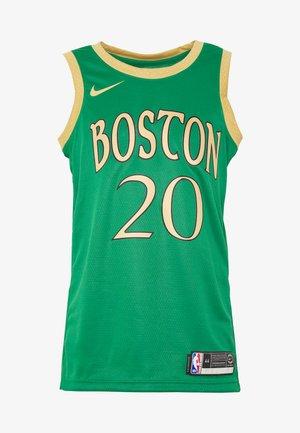 NBA CITY EDITION BOSTON CELTICS GORDAN HAYWARD - Artykuły klubowe - clover/club gold