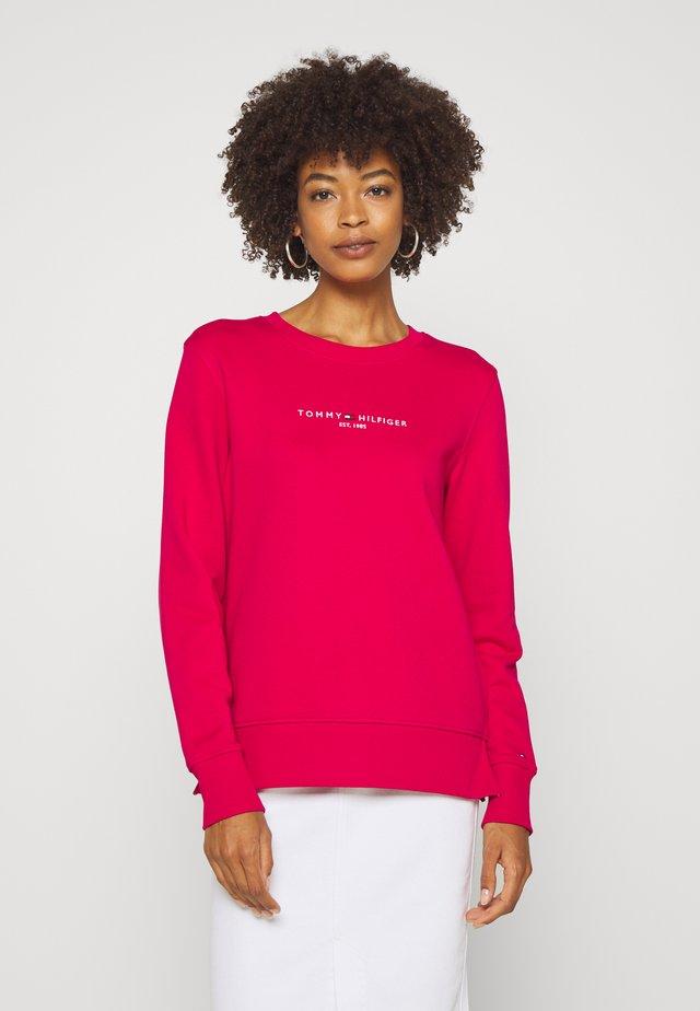 REGULAR - Sweatshirt - ruby jewel