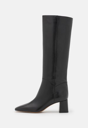 ARYAN - Vysoká obuv - noir