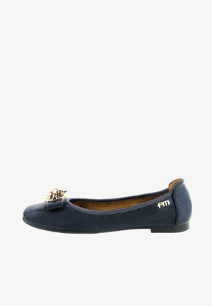 PEROLLA  - Ballet pumps - dark blue