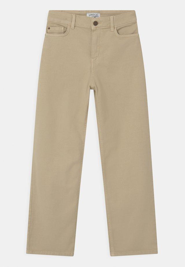 LALEH - Straight leg jeans - beige