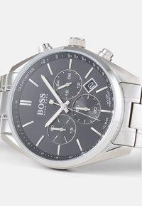 BOSS - CHAMPION - Cronógrafo - silver-coloured/black - 3
