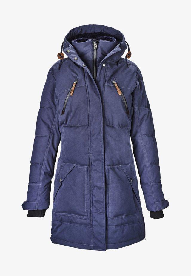 TREVARA - Winter coat - navy