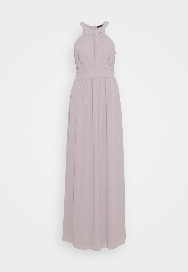 TIEL MAXI - Vestido de cóctel - lavender fog