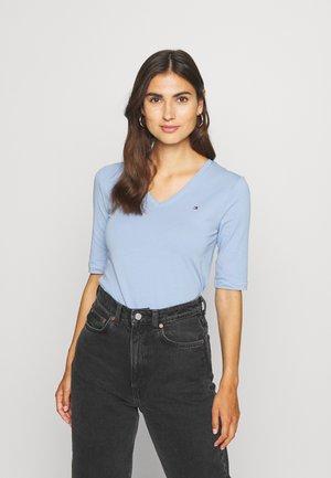T-shirt basic - moon blue