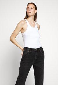 Agolde - LANA - Straight leg jeans - haywire - 4