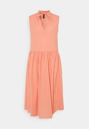 YASTERRA DRESS - Day dress - terra cotta