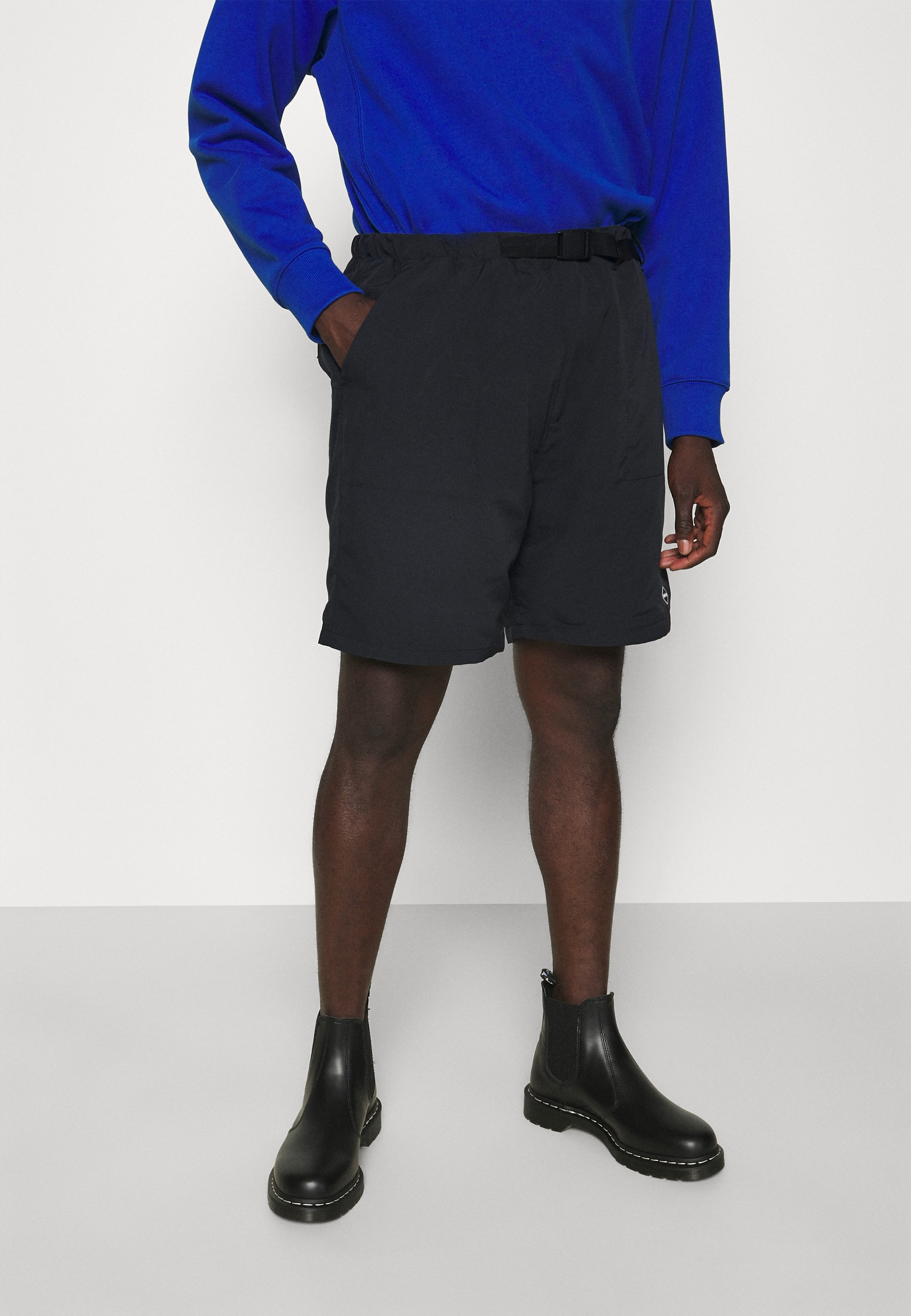 Homme BUCKET BELT TONAL RINT - Short