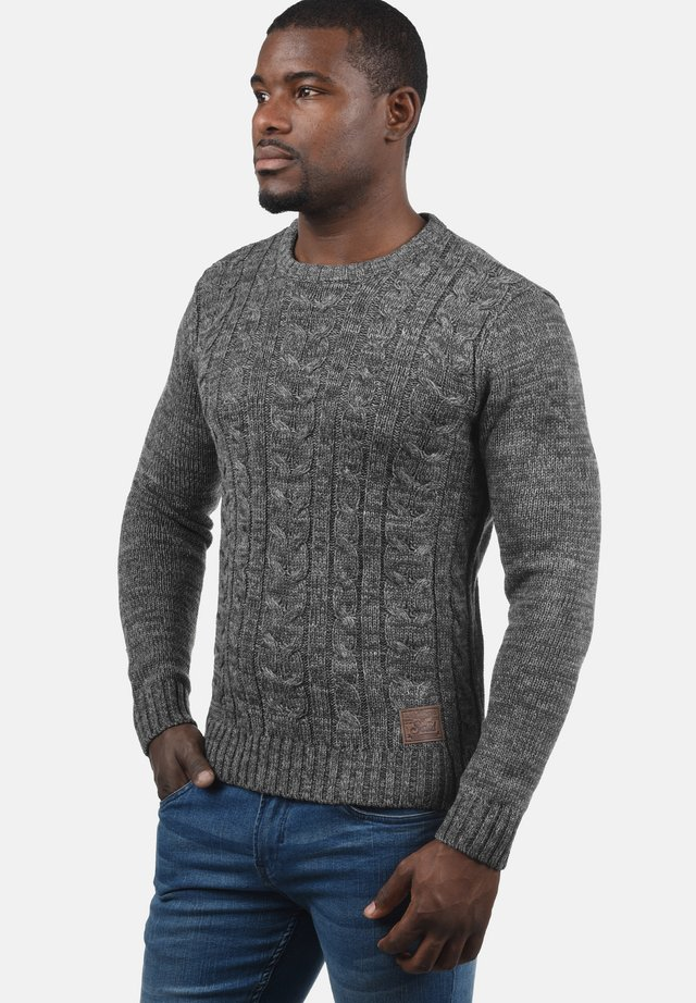 PHILEMON - Jumper - dark grey