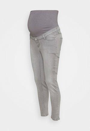 PANTS 7/8 - Džíny Slim Fit - grey denim