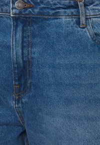 Noisy May Curve - NMISABEL MOM - Relaxed fit jeans - medium blue denim - 6