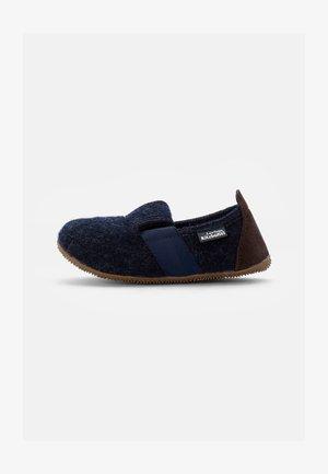 T-MODELL - Pantoffels - nachtblau