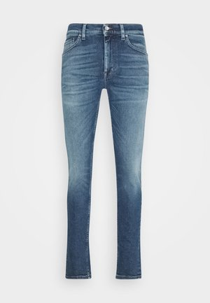 EVOLVE - Jeans Skinny Fit - blue denim