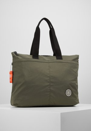 CHIKA - Tote bag - cool moss