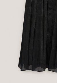 Massimo Dutti - Maxi dress - dark grey - 6
