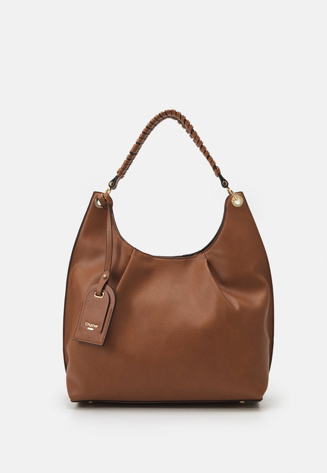 DERRY - Handbag - tan