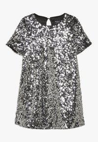 Bardot Junior - MILEY SHIFT - Cocktail dress / Party dress - silver - 0