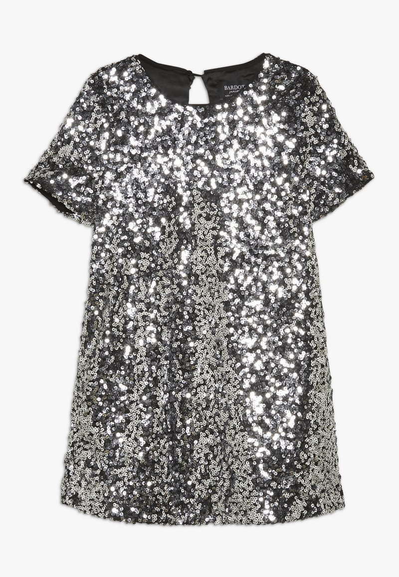 Bardot Junior - MILEY SHIFT - Cocktail dress / Party dress - silver