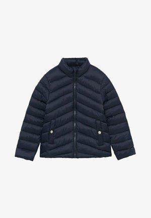 ALI8 - Winterjas - marineblauw