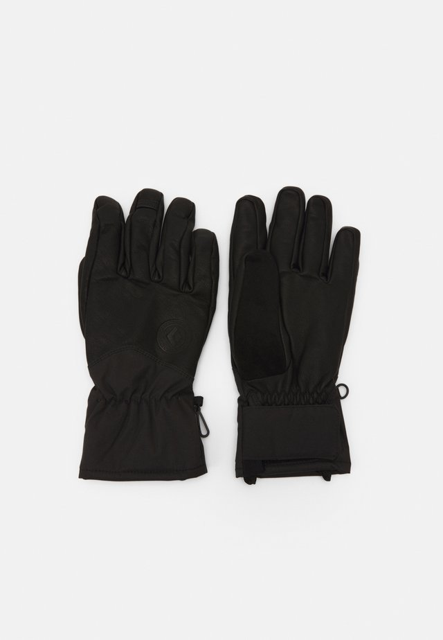 TOUR GLOVES - Handschoenen - black
