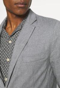 Abercrombie & Fitch - Blazer jacket - grey - 5