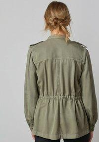 Next - Summer jacket - green - 1